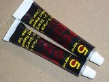 5 Minute epoxy resin glue adhesive clear fast five min cure solvent free industrial bond tube pack
